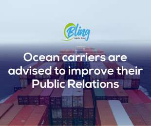 OCEAN CARRIERS ARE ADVISED TO IMPROVE THEIR PUBLIC RELATIONS